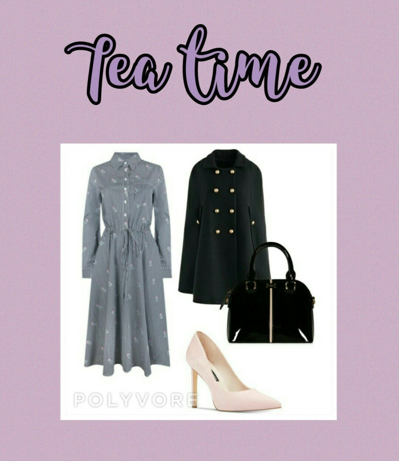 Tea time outfit