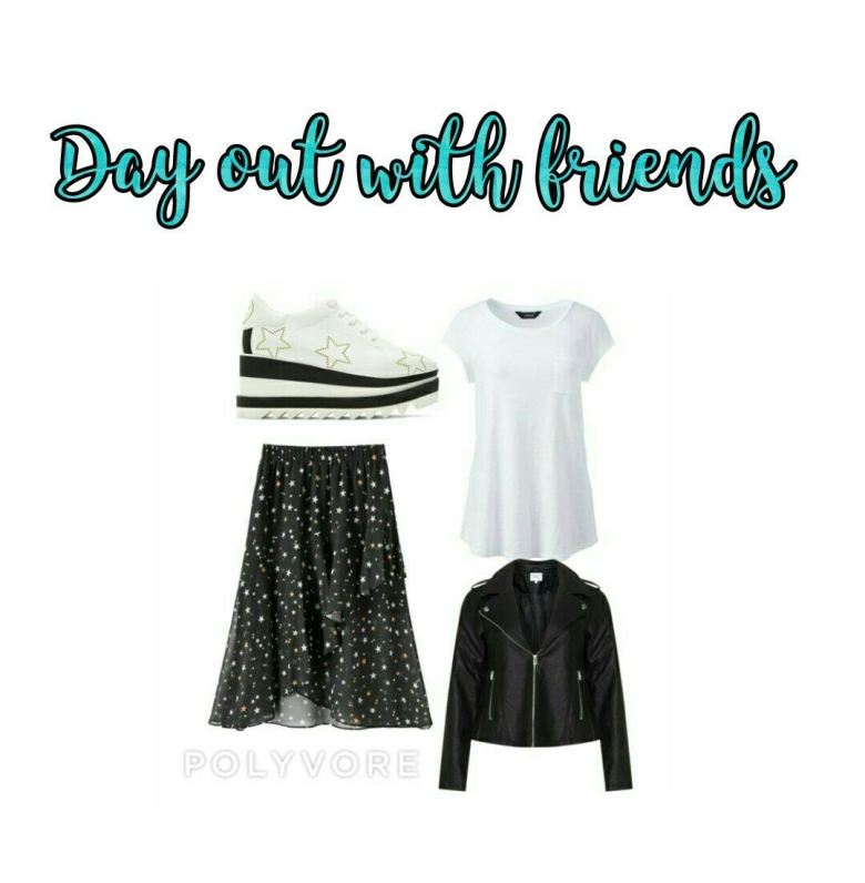 day out with friends