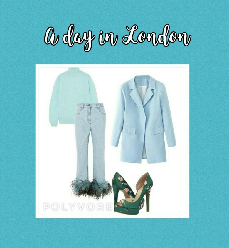 a day out in London