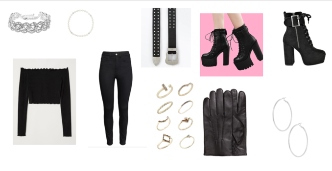 jennie outfit 1